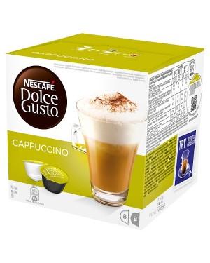 Nescafe Dolce Gusto - Cappuccino (3x186.4 G)