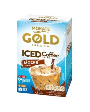 Mokate Iced Coffee - Mocha (9x8 PK)