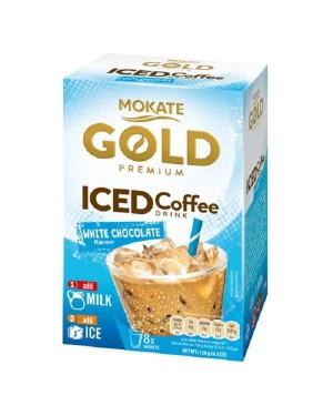 Mokate Iced Coffee - White Chocolate (9x8 PK)