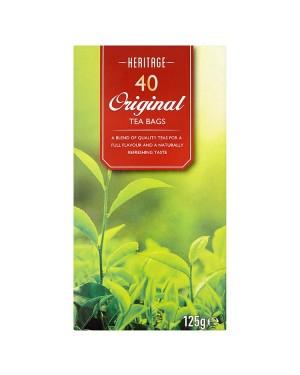 M3 Distribution Services Irish Food Wholesale Heritage Tea Bags (40)