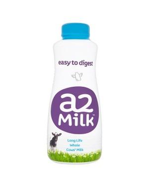 M3 Distribution Services Irish Food Wholesaler A2 Milk Whole Longlife (6x1Litre)