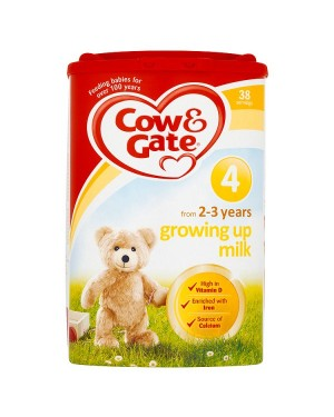 M3 Distribution Cow & Gate Growing Up Milk