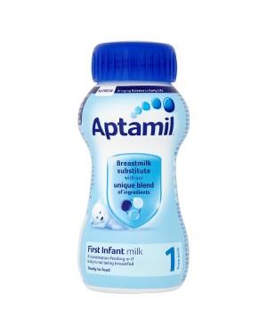 M3 Distribution Aptamil First Infant Milk
