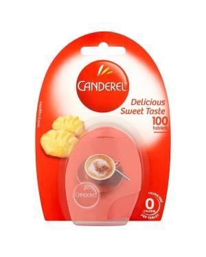 M3 Distribution Bulk Irish Wholesale Canderel Sweetener Tablets 100 Tablets