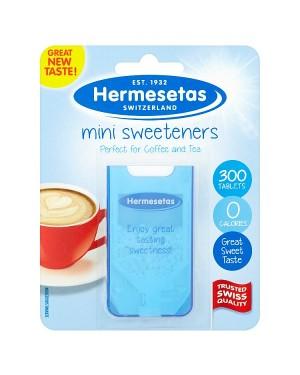 M3 Distribution Services Irish Food Wholesaler Hermests Mini Sweeteners (12x300s)