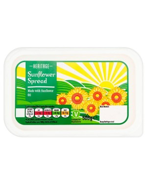 Heritage Sunflower Spread (16x500 G)