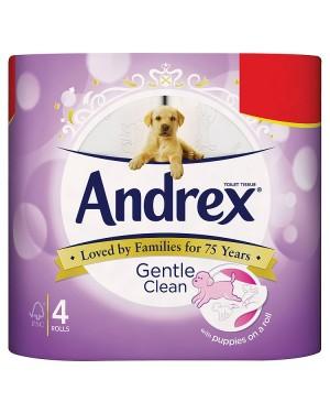 M3 Distribution Services Irish Food Wholesaler Andrex Toilet Tissue Gentle Clean PMÃ'Ãâ€ÅÃ