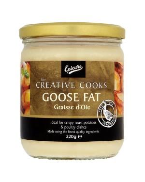 M3 Distribution Services Irish Food Wholesale Epicure Goose Fat 320g