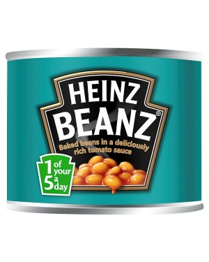 M3 Distribution Services Bulk Food Ireland Heinz Baked Beanz 150g