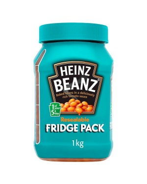 M3 Distribution Services Bulk Food Ireland Heinz Baked Beanz 1Kg Fridge Pack