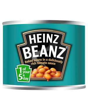 M3 Distribution Services Bulk Food Ireland Heinz Baked Beanz 200g