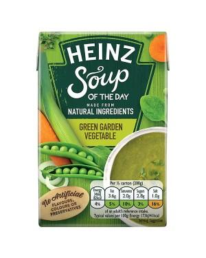 M3 Distribution Services Irish Food Wholesale Heinz Green Garden Vegetable Soup 400g
