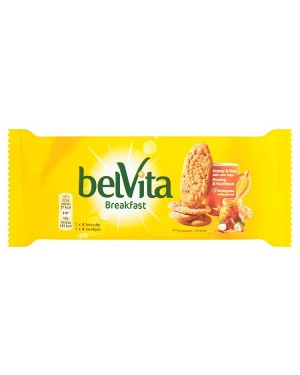 M3 Distribution Services Irish Food Wholesaler Belvita Breakfast Bar - Honey & Nuts