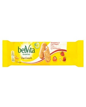 M3 Distribution Services Irish Food Wholesaler Belvita Breakfast Bar - Strawberry & Yogurt