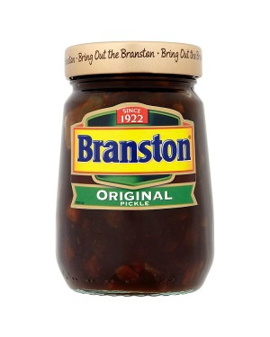 M3 Distribution Services Bulk Food Wholesaler Branston Original Pickle 360g