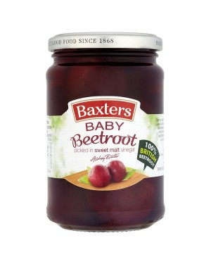 M3 Distribution Services Bulk Food Wholesaler Baxters Baby Beetroot