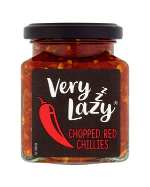 M3 Distribution Services Bulk Irish Wholesale EPC Very Lazy Chopped Red Chillies 190g