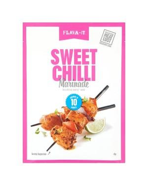 M3 Distribution Services Irish Food Wholesaler Flava-It Sweet Chilli Marinade (12x45g)
