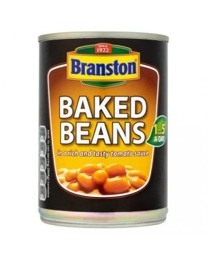 M3 Distribution Services Irish Food Wholesaler Branston Baked Beans PM69p (12x410g)