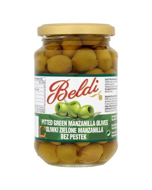 M3 Distribution Services Bulk Food Wholesaler Beldi Pitted Green Olives