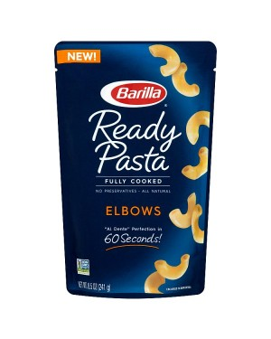 Barilla Elbows Microwave Pasta (6x241 G)