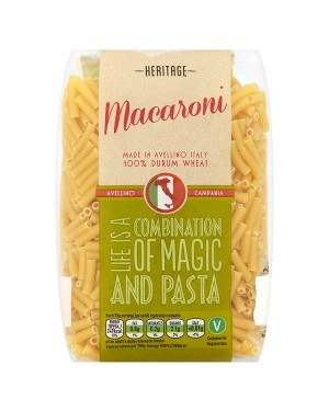M3 Distribution Services Wholesale Food Heritage Macaroni 500g