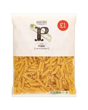 M3 Distribution Services Wholesale Food Heritage Pantry Penne Pasta 1Kg PMÃ'ÂÃÆ