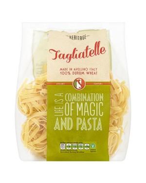 M3 Distribution Services Wholesale Food Heritage Tagliatelle 375g