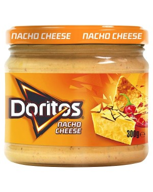 M3 Distribution Irish Wholesale Food Distributor Doritos Nacho Cheese Dip 300g