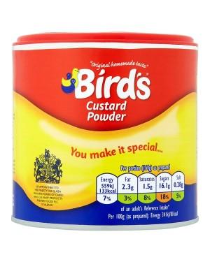 M3 Distribution Wholesale Food Birds Custard Powder Tin 300g
