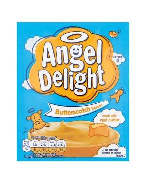M3 Distribution Wholesale Food Angel Delight Butterscotch Flavour