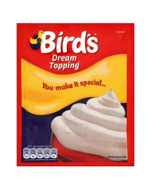 M3 Distribution Wholesale Food Bird's Dream Topping Single