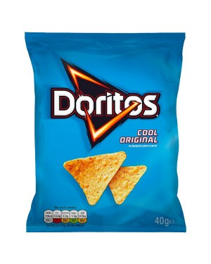 M3 Distribution Irish Wholesale Food Distributor Doritos Cool Original 40g