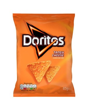 M3 Distribution Irish Wholesale Food Distributor Doritos Tangy Cheese 40g