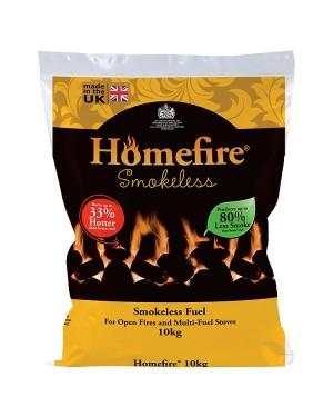 M3 Distribution Services Irish Food Wholesaler Homefire Smokeless Solid Fuel (1x10Kg)
