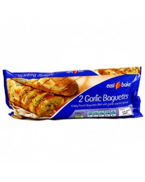 M3 Distribution Easi Bake Garlic Baguettes