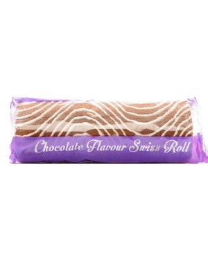 M3 Distribution Services Wholesale Food Deli Continental Chocolate Swiss Roll