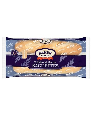 M3 Distribution Services Baker Street Bake at Home Baquettes
