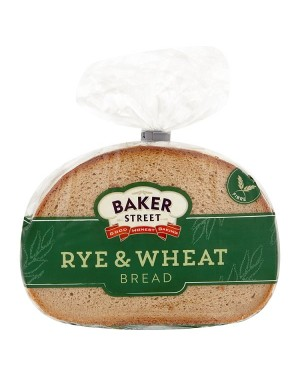 M3 Distribution Services Baker Street Sliced Rye & Wheat Bread