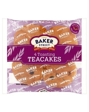 M3 Distribution Services Baker Street 4 Toasting Teacakes