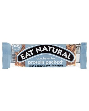 M3 Distribution Services Eat Natural Peanuts & Chocolate Protein Bar