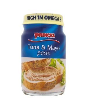M3 Distribution Bulk Irish Wholesale Prince's Tuna & Mayo Paste 75g
