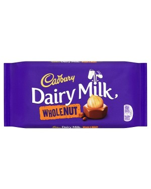 M3 Distribution Services Bulk Food Wholesaler Cadbury Dairy Milk Wholenut 200g