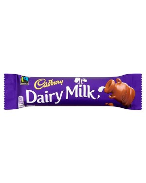 M3 Distribution Services Bulk Food Wholesaler Cadbury Dairy Milk 45g