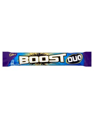 M3 Distribution Services Bulk Food Wholesaler Cadbury Boost Duo