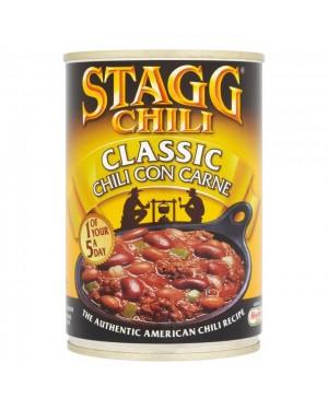M3 Distribution Services Bulk Food Wholesale Stagg Chilli Classic Con Carne PMÃÆÃÃ