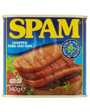 M3 Distribution Services Bulk Food Wholesale Stagg SPAM Chopped Pork/Ham 340g PMÃÆÃÆâ€