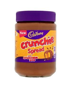 M3 Distribution Bulk Irish Wholesale Cadbury Crunchie Spread 400g