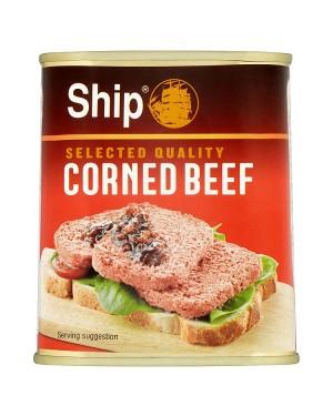 M3 Distribution Services Bulk Food Wholesale Ship Corned Beef 340g