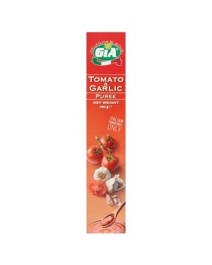 M3 Distribution Services Bulk Food Ireland GIA Tomato & Garlic Puree 130g